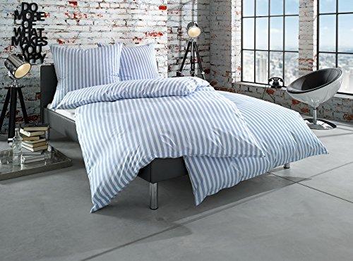 kuschelige bettw sche aus batist blau 240x220 von bettwaesche mit stil bettw sche. Black Bedroom Furniture Sets. Home Design Ideas