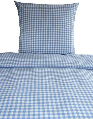 traumhafte bettw sche aus baumwolle blau 135x200 von bettendreams bettw sche. Black Bedroom Furniture Sets. Home Design Ideas