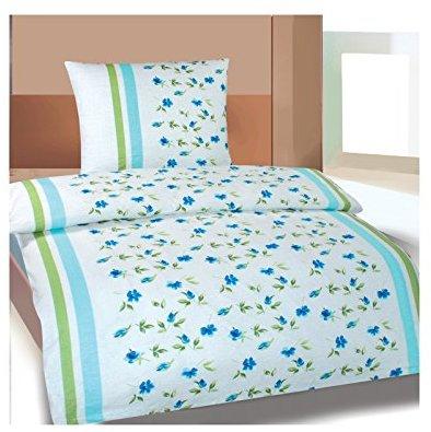 traumhafte bettw sche aus biber blau 155x220 von frottier heimtexhandel bettw sche. Black Bedroom Furniture Sets. Home Design Ideas
