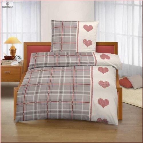 h bsche bettw sche aus biber grau 135x200 von unbekannt. Black Bedroom Furniture Sets. Home Design Ideas
