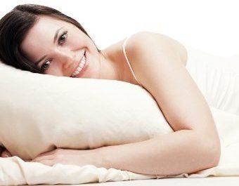 Traumhafte Bettwäsche aus Biber - weiß 200x200 von Carpe Sonno