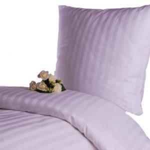 Traumhafte Bettwäsche aus Damast - weiß 135x200 von Hans-Textil-Shop