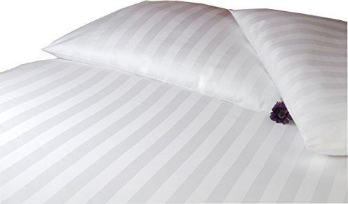 h bsche bettw sche aus damast wei 220x240 von carpe sonno bettw sche. Black Bedroom Furniture Sets. Home Design Ideas