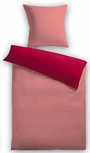 h bsche bettw sche aus fleece rosen rot 155x220 von. Black Bedroom Furniture Sets. Home Design Ideas