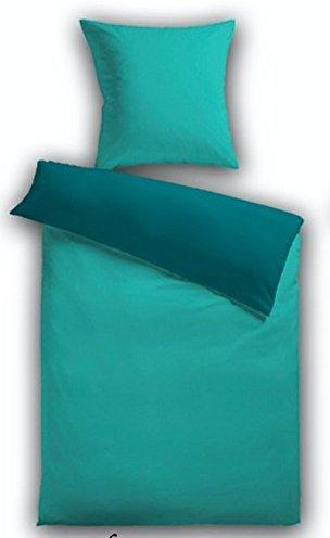 traumhafte bettw sche aus fleece t rkis 155x200 von homestylist bettw sche. Black Bedroom Furniture Sets. Home Design Ideas