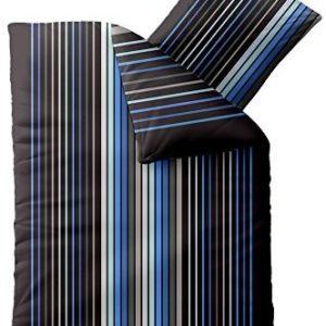 Schöne Bettwäsche aus Microfaser - braun 155x220 von aqua-textil