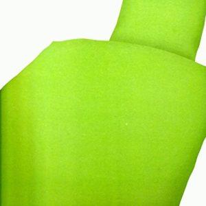Schöne Bettwäsche aus Microfaser - grün 135x200 von Leonado Vicenti