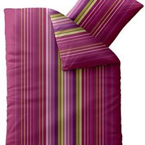 Schöne Bettwäsche aus Microfaser - rosa 135x200 von CelinaTex
