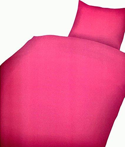 sch ne bettw sche aus microfaser rosa 135x200 von leonado vicenti bettw sche. Black Bedroom Furniture Sets. Home Design Ideas