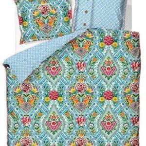 Hübsche Bettwäsche aus Perkal - blau 135x200 von PiP Studio