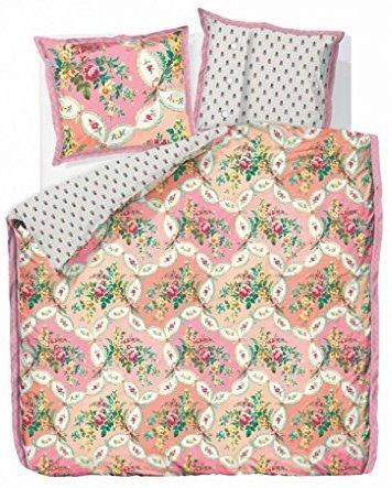 sch ne bettw sche aus perkal rosa 155x220 von pip studio bettw sche. Black Bedroom Furniture Sets. Home Design Ideas