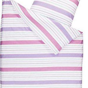 Traumhafte Bettwäsche aus Perkal - weiß 135x200 von Brennet