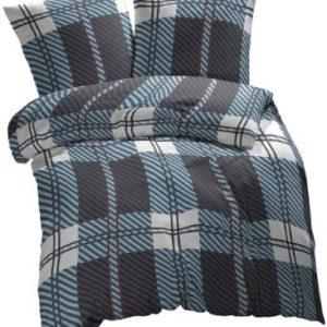 Schöne Bettwäsche aus Renforcé - blau 200x200 von Etérea