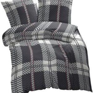 Traumhafte Bettwäsche aus Renforcé - grau 200x200 von Etérea