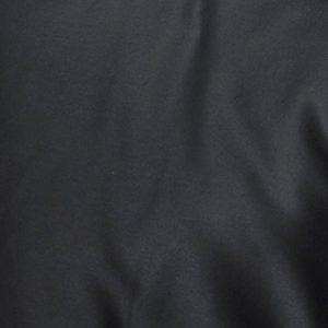 Hübsche Bettwäsche aus Satin - schwarz 220x240