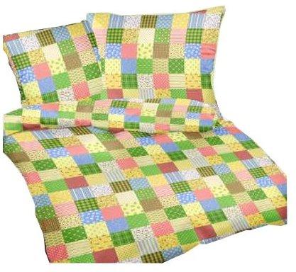 sch ne bettw sche aus seersucker gr n 200x200 von carpe. Black Bedroom Furniture Sets. Home Design Ideas