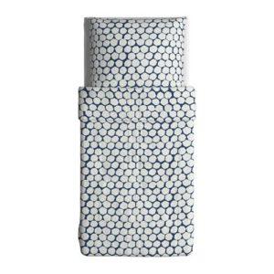 Schöne Bettwäsche aus Baumwolle - 140x200 von Ikea
