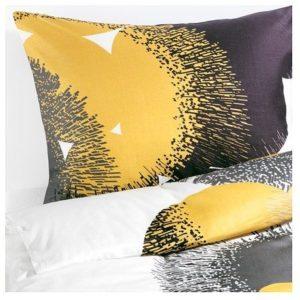 Traumhafte Bettwäsche aus Baumwolle - 140x200 von Ikea
