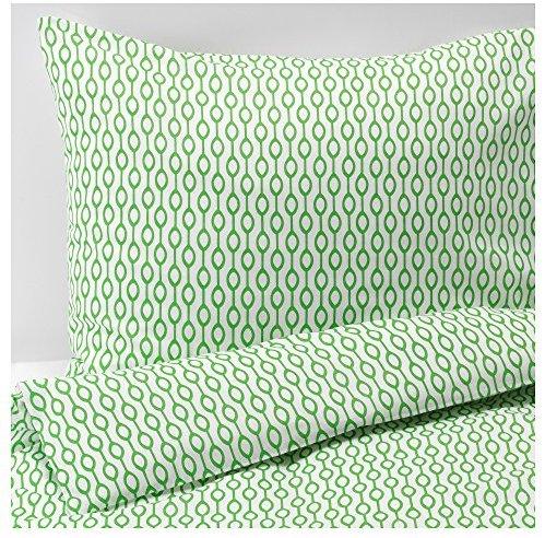 sch ne bettw sche aus baumwolle 155x220 von ikea. Black Bedroom Furniture Sets. Home Design Ideas
