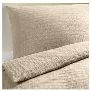 Schöne Bettwäsche aus Baumwolle - 155x220 von Ikea