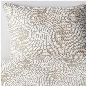 Kuschelige Bettwäsche aus Baumwolle - 220x240 von Ikea