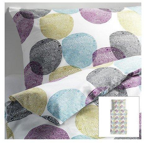 Schöne Bettwäsche aus Baumwolle - von Ikea
