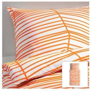 Traumhafte Bettwäsche aus Baumwolle - von Ikea
