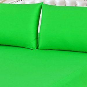 Kuschelige Bettwäsche aus Baumwolle - rosa 220x240 von Ikea