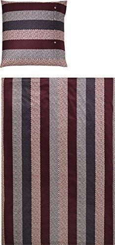 sch ne bettw sche aus baumwolle rot 135x200 von covered bettw sche. Black Bedroom Furniture Sets. Home Design Ideas