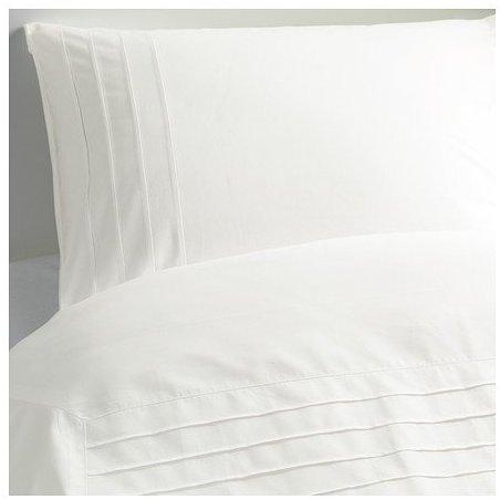 h bsche bettw sche aus baumwolle wei 220x240 von ikea. Black Bedroom Furniture Sets. Home Design Ideas