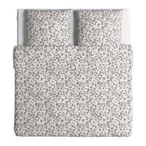Kuschelige Bettwäsche - 220x240 von Ikea