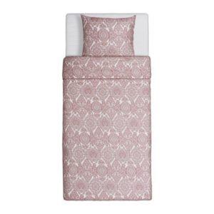 Kuschelige Bettwäsche aus Polyester - 140x200 von Ikea