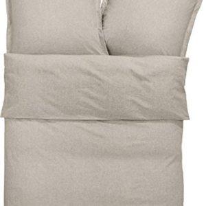 Schöne Bettwäsche aus Baumwolle - 135x200 von s.Oliver