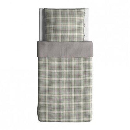 traumhafte bettw sche aus baumwolle 155x220 von ikea bettw sche. Black Bedroom Furniture Sets. Home Design Ideas