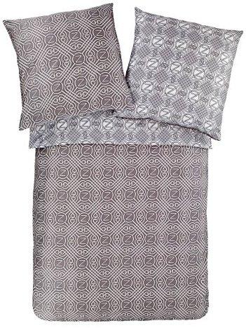 Kuschelige Bettwäsche aus Baumwolle - 155x220 von Zucchi