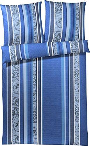 sch ne bettw sche aus baumwolle blau 135x200 von joop. Black Bedroom Furniture Sets. Home Design Ideas
