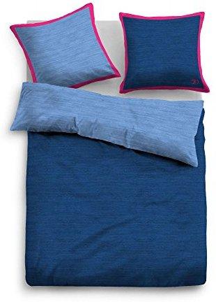 traumhafte bettw sche aus baumwolle blau 135x200 von tom. Black Bedroom Furniture Sets. Home Design Ideas