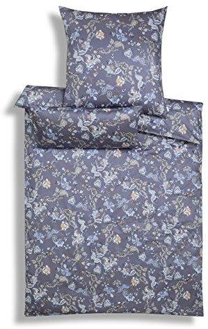 traumhafte bettw sche aus baumwolle blau 155x220 von estella bettw sche. Black Bedroom Furniture Sets. Home Design Ideas