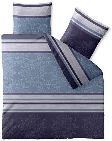 h bsche bettw sche aus baumwolle blau 200x220 von celinatex bettw sche. Black Bedroom Furniture Sets. Home Design Ideas