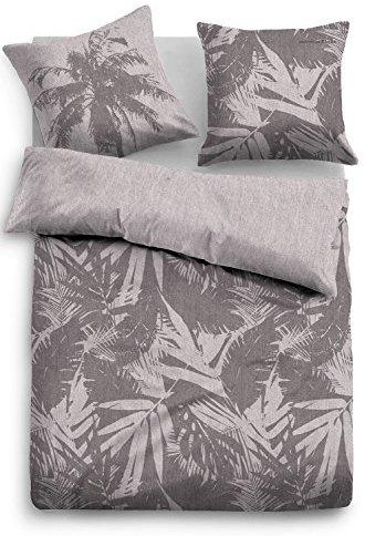 sch ne bettw sche aus baumwolle braun 135x200 von tom. Black Bedroom Furniture Sets. Home Design Ideas