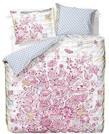 kuschelige bettw sche aus baumwolle rot 135x200 von pip bettw sche. Black Bedroom Furniture Sets. Home Design Ideas