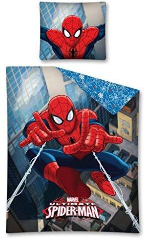 Traumhafte Bettwäsche aus Baumwolle - Spiderman von Marvel
