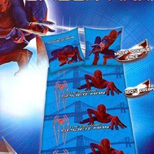 Schöne Bettwäsche - Spiderman 140x200 von Marvel