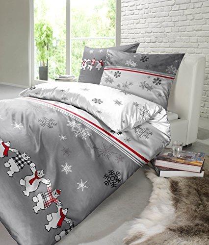 h bsche bettw sche aus biber 155x220 von schiesser bettw sche. Black Bedroom Furniture Sets. Home Design Ideas