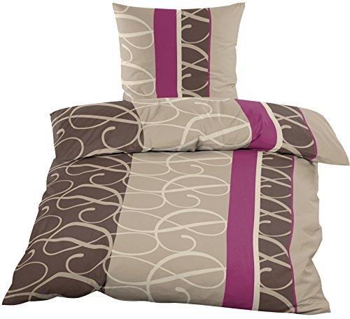 h bsche bettw sche aus biber braun 135x200 von home impression bettw sche. Black Bedroom Furniture Sets. Home Design Ideas