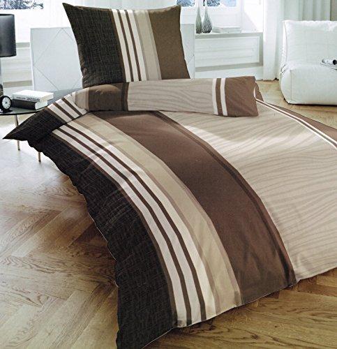 traumhafte bettw sche aus biber braun 135x200 von kaiser24 bettw sche. Black Bedroom Furniture Sets. Home Design Ideas
