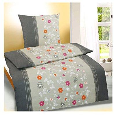 kuschelige bettw sche aus biber grau 135x200 von. Black Bedroom Furniture Sets. Home Design Ideas