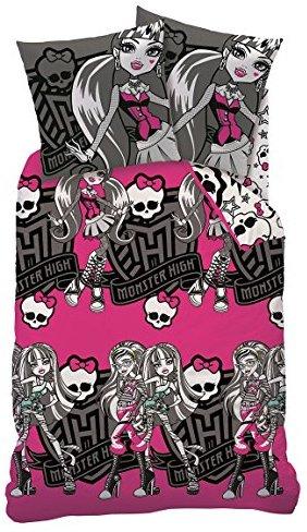 Traumhafte Bettwäsche aus Biber - rosa 135x200 von CTI