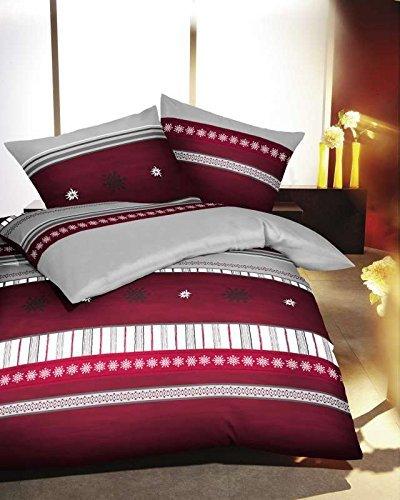 traumhafte bettw sche aus biber wei 155x220 von kaeppel. Black Bedroom Furniture Sets. Home Design Ideas