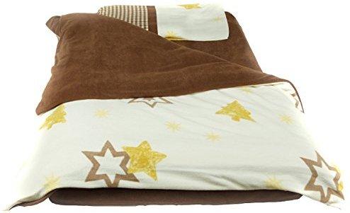 sch ne bettw sche aus flanell 100x135 von polarstern bettw sche. Black Bedroom Furniture Sets. Home Design Ideas